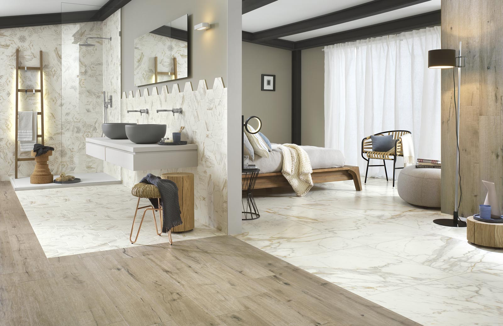 maison du carrelage balma latest meubles de salle de. Black Bedroom Furniture Sets. Home Design Ideas
