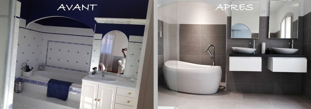Maison du carrelage toulouse showroom salle de bain for Carrelage woodmania