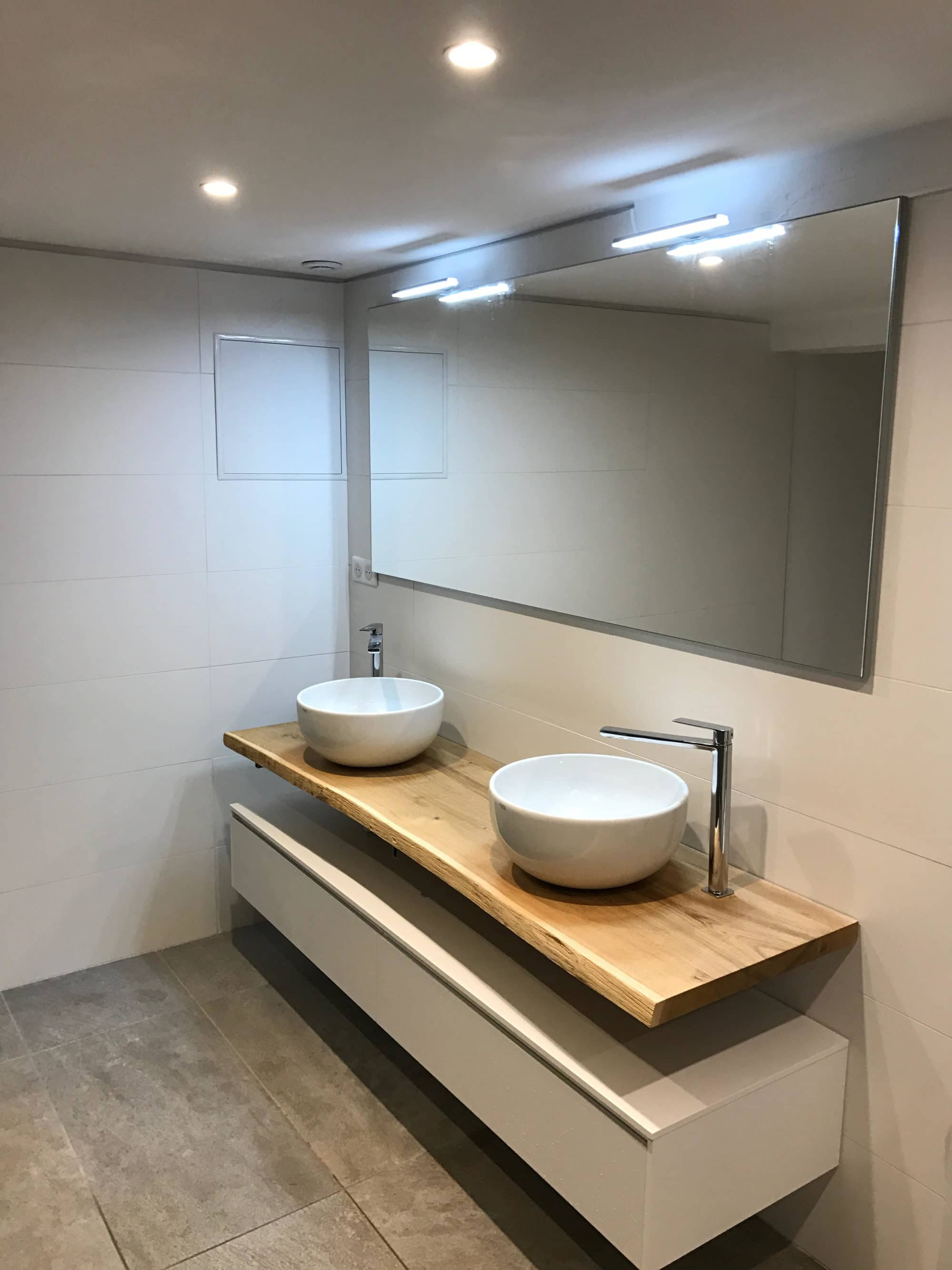 Stunning rnovation salle de bain carmes toulouse carrelage for K meuble balma