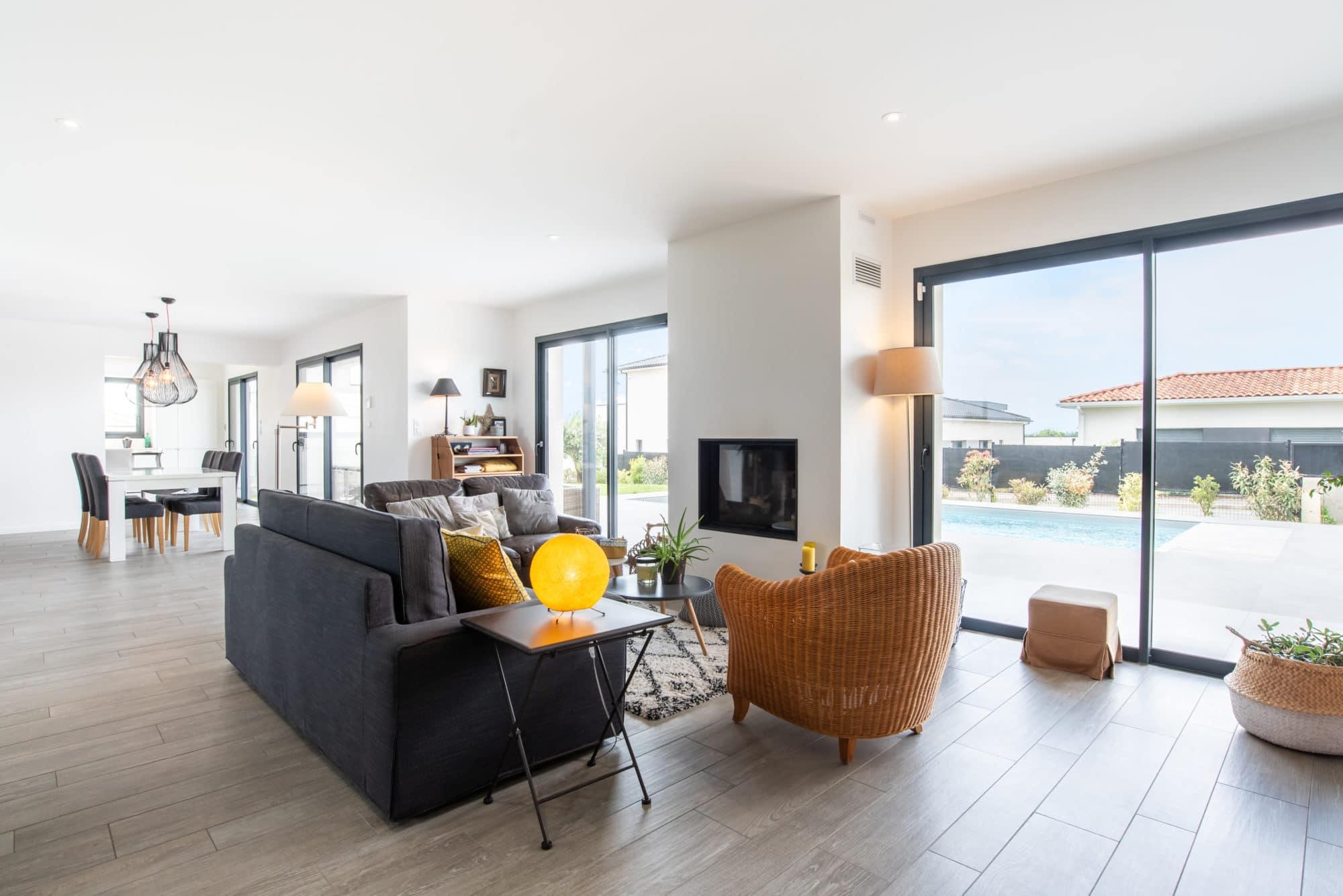 La Maison Du Carrelage Et Sanitaire Balma villa architecte toulouse - lmcs la maison du carrelage
