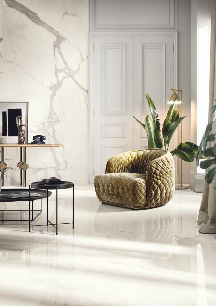 Image result for STATUARIO marble floor
